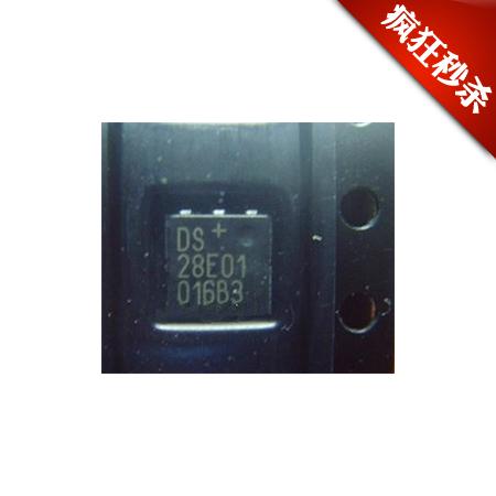 DS28E01P-100+T
